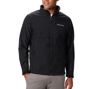 NWT Columbia Ascender Softshell Jacket Logo FCA